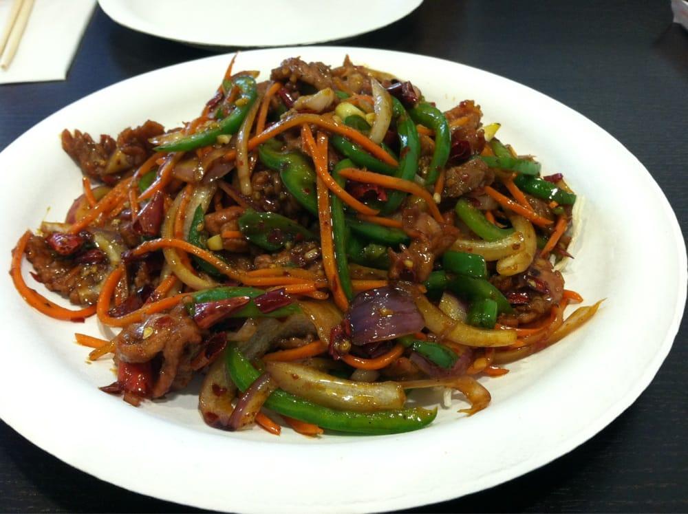 Mongolian Beef - Yelp