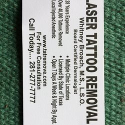 Laser Tattoo Removal by Whitney Broach - 20 Photos - Tattoo Removal ...