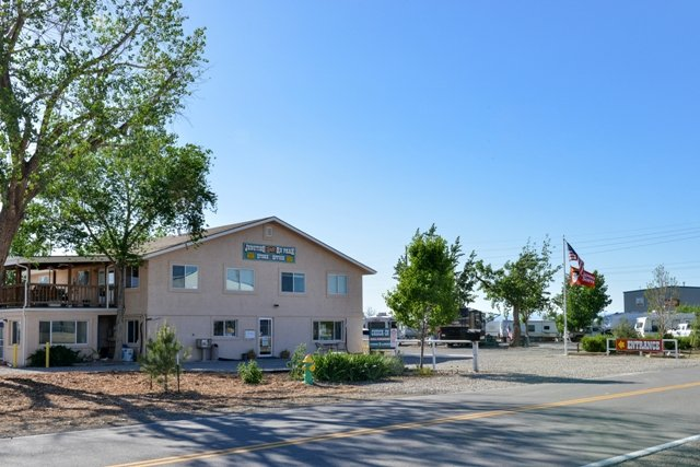 Junction West RV Park: 793 22nd Rd, Grand Junction, CO