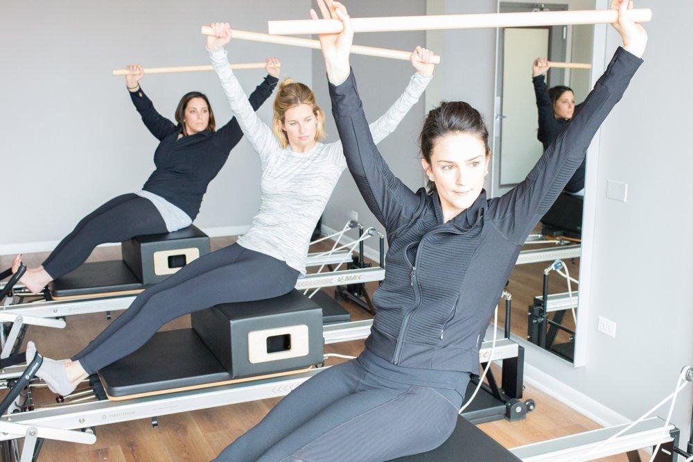 Platform Pilates: 308 W Erie, Chicago, IL