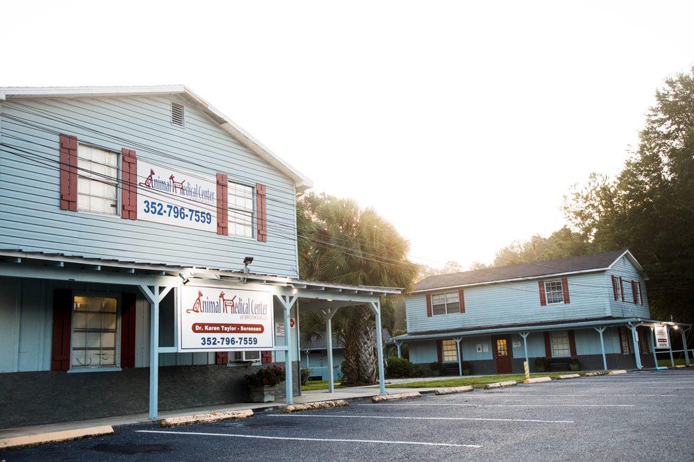 Animal Medical Center of Brooksville: 22273 Cortez Blvd, Brooksville, FL