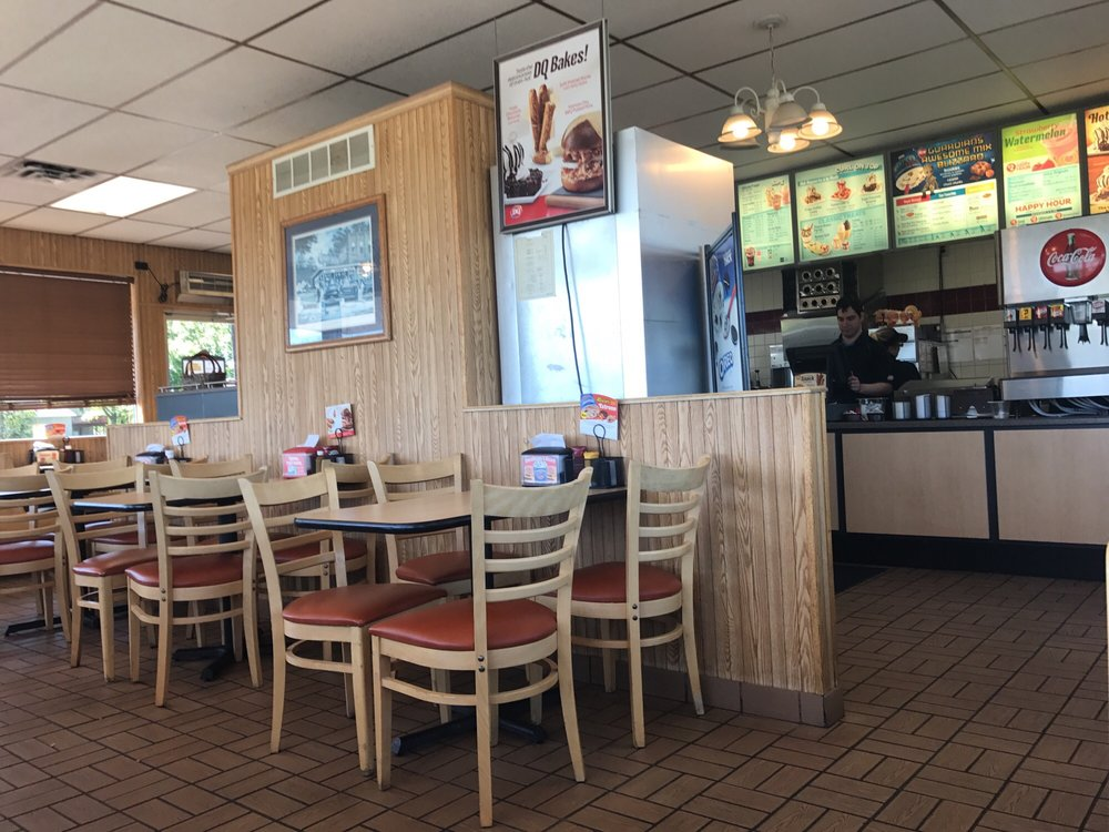 Dairy Queen Brazier: 325 S Walnut St, Belle Plaine, MN
