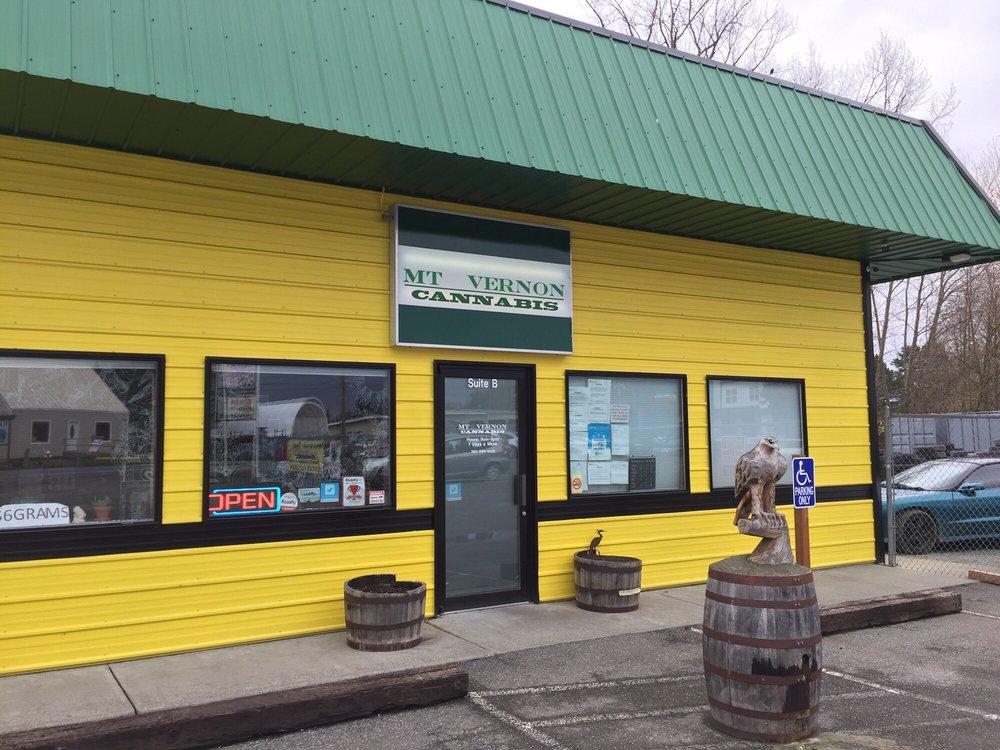 Mt Vernon Cannabis: 17929 State Rte 536, Mount Vernon, WA