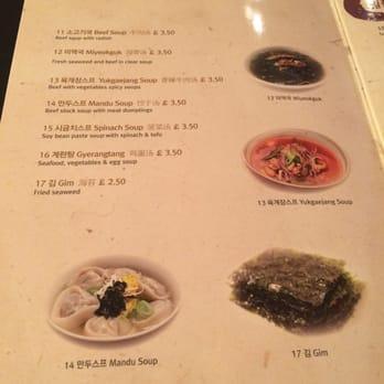 Arang Korean Restaurant Review