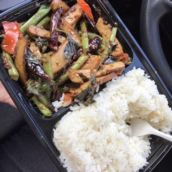 Awesome Food - Review of Rangoon Ruby, Belmont, CA