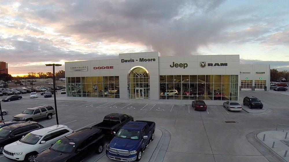 Davis Moore Dodge >> Davis Moore Chrysler Dodge Jeep Ram Yelp