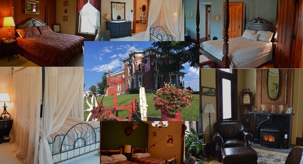 North Country Manor B & B: 4173 State Rt 12D, Boonville, NY