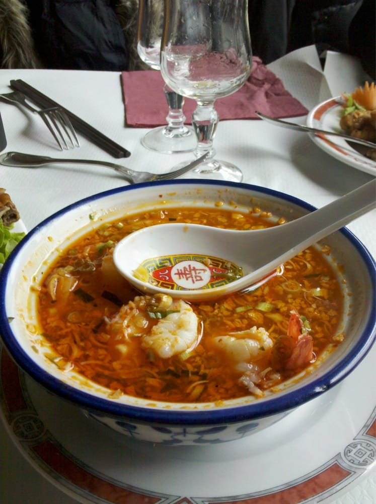 Soupe citronnelle aux crevettes yelp for Serrurier noisiel