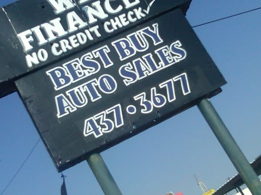 Best Buy Auto Sales Used Car Dealers 4131 N 1st St Abilene Tx