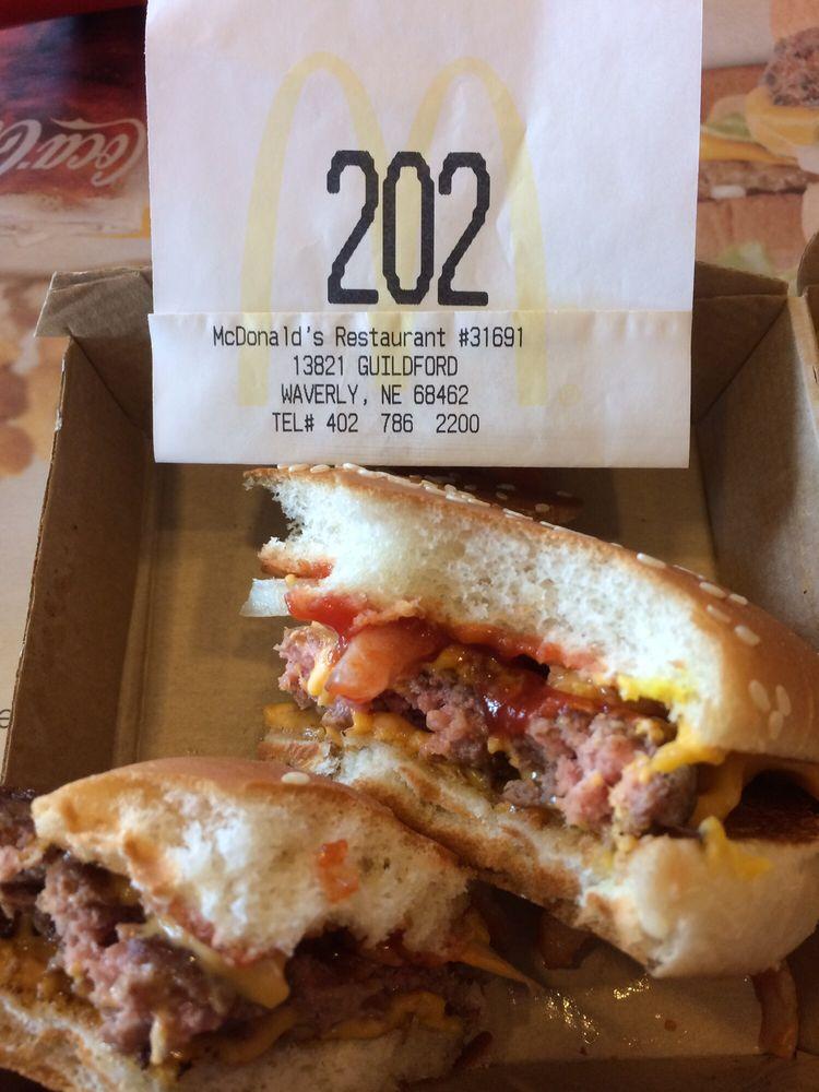 McDonald's: 13821 Guildford St, Waverly, NE