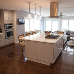 Photo Of Express Kitchens   Brookfield, CT, United States. Star Cabinetry  Columbia Shaker ...