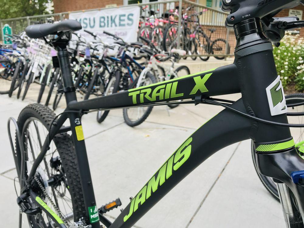 Social Spots from MSU Bikes