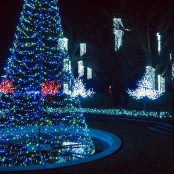 Photo of Winterlights at Newfields - Indianapolis, IN, United States. One of the
