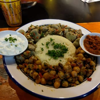 Central Market Algerian Food