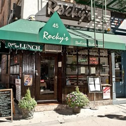 Photo Of Rocky S Italian Restaurant New York Ny United States