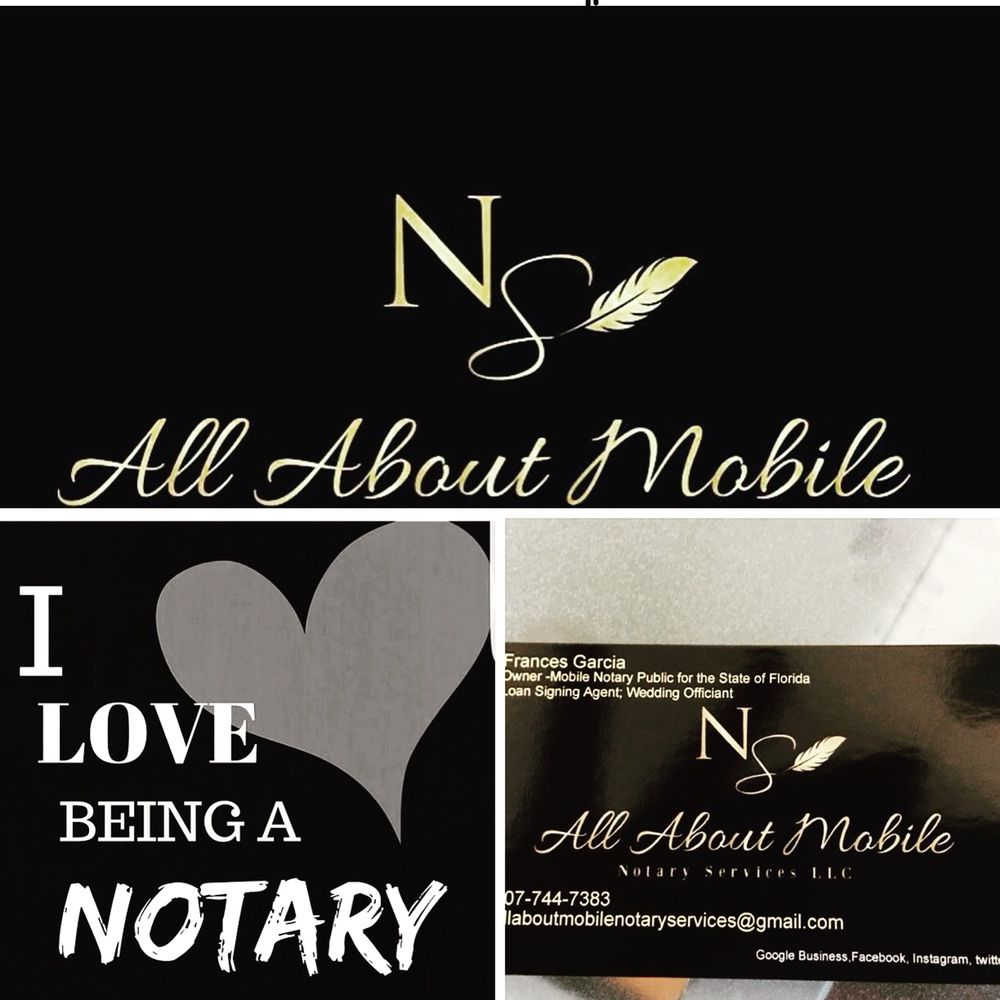 All About Mobile Notary Services