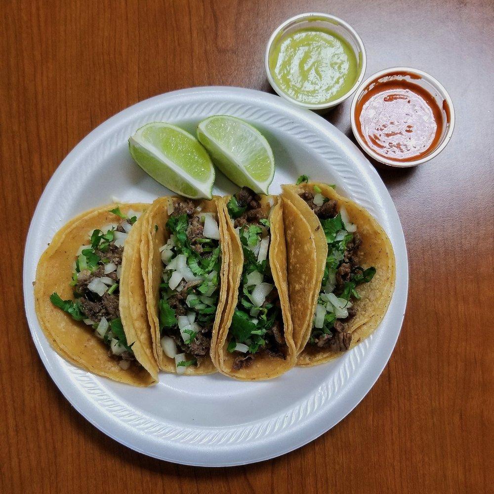 Los Amigos Taqueria: 600 W Enon Ave, Everman, TX