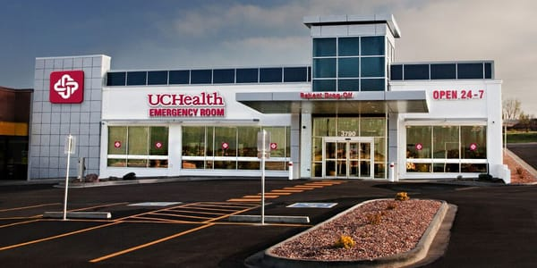 UCHealth Emergency Room 2770 N Powers Blvd Colorado Springs, CO ...