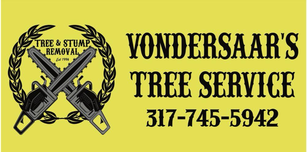 Vondersaar's Tree Service: 10306 Bradford Rd, Avon, IN