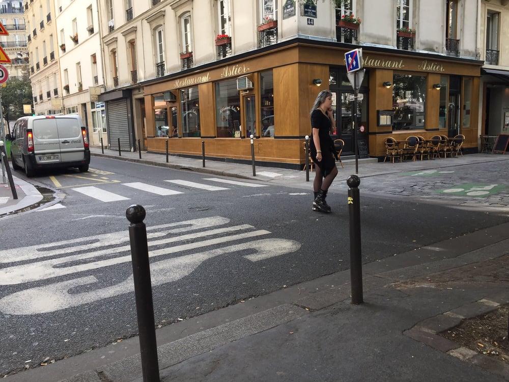 Astier Restaurant Paris