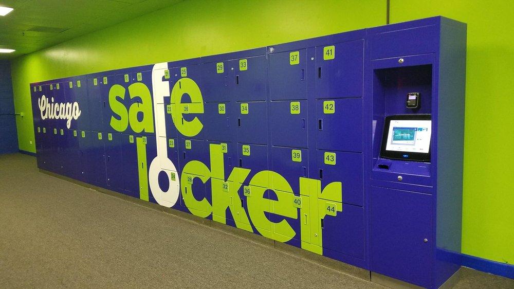 Safe Locker: 5050 N Cumberland Ave, Norridge, IL