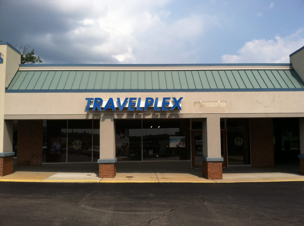 Travelplex Travel & Cruise: 726 N New Ballas Rd, Saint Louis, MO