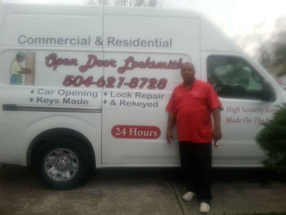 Open Door Locksmith: Harvey, LA