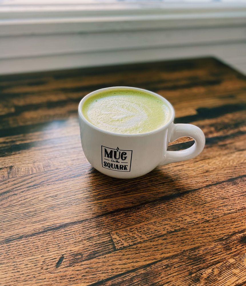 Mug On the Square: 6 E Chambers St, Cleburne, TX