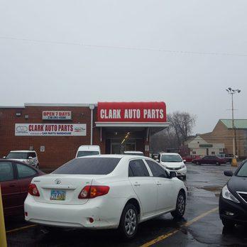 Clark'S Auto Parts >> Clark Auto Parts Auto Parts Supplies 4507 Clark Ave