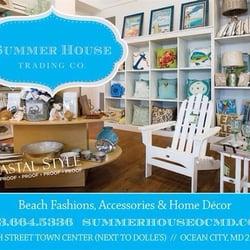 Summer House Closed Accessories 6701 Coastal Hwy Ocean City