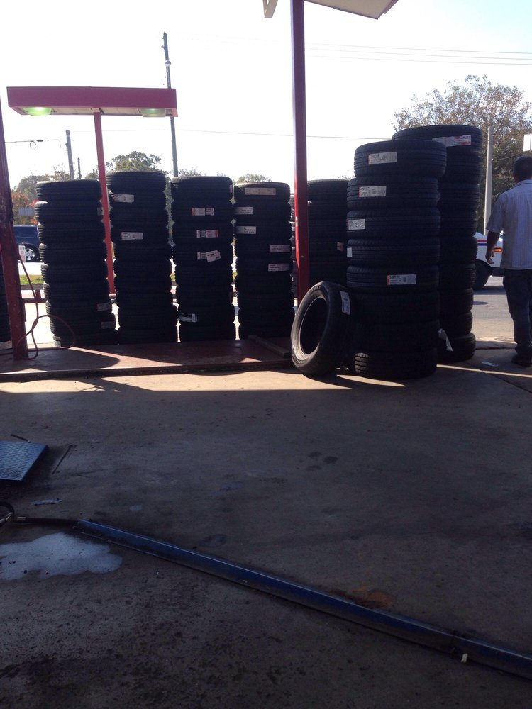 Tire Dock: 4364 US-78 SW, Loganville, GA