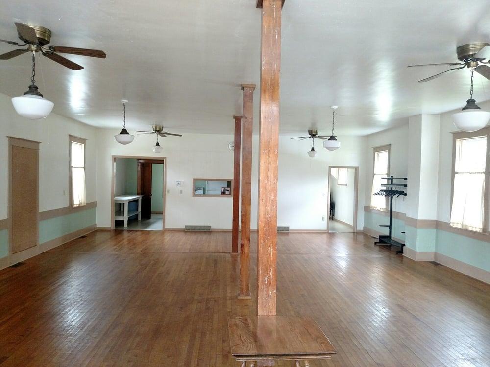 Bertram Township Hall: 162 Angle St, Bertram, IA