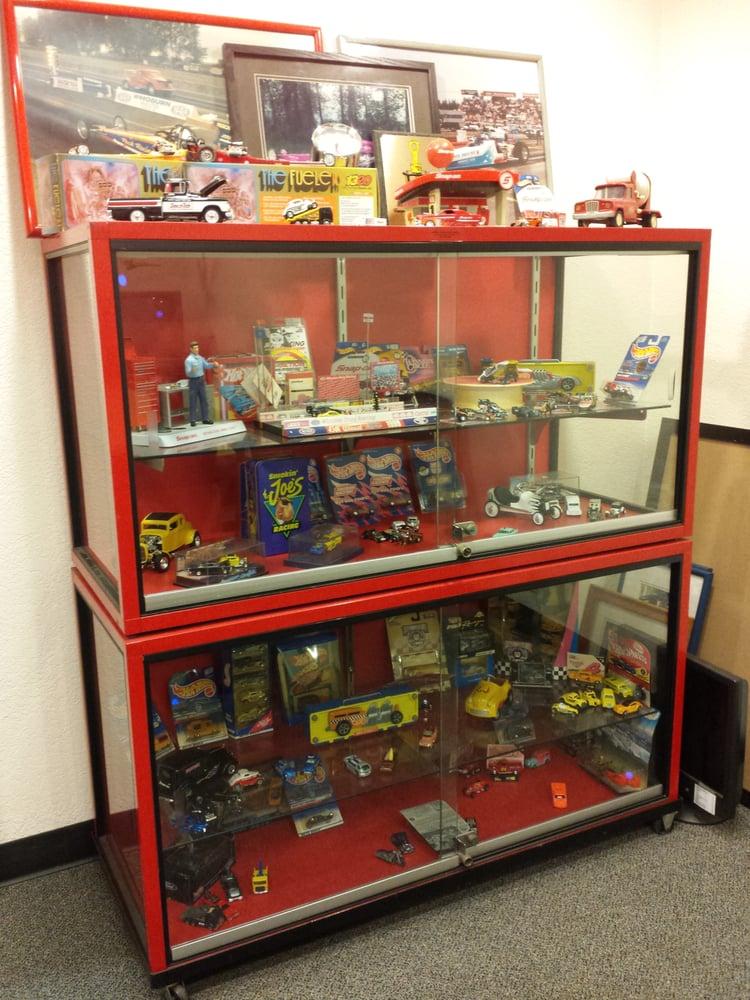 Cool Vintage Toy Car Display Yelp