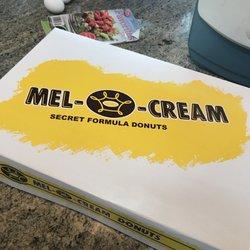 Mel-O-Cream Donuts - 525 N Grand Ave W, Springfield, IL