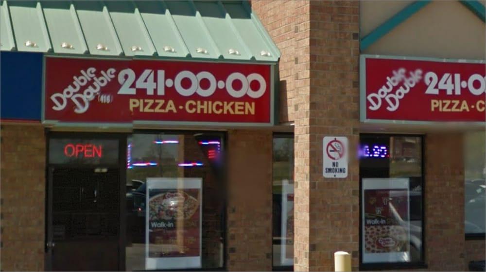 Double Double Pizza Chicken Oakville