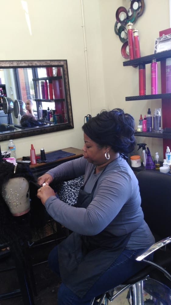 Melva Stubblefield Owner Of Hello Beautiful Wigs Hair Extensions