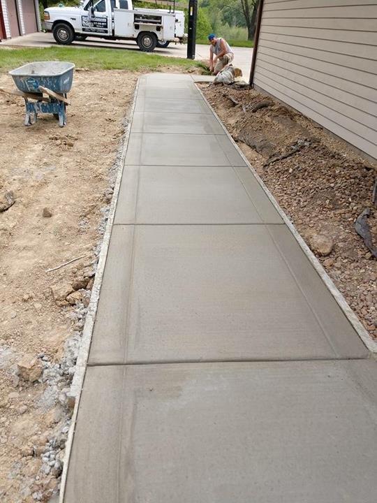Hardesty Concrete: 3224 Dewitt Ave, Mattoon, IL