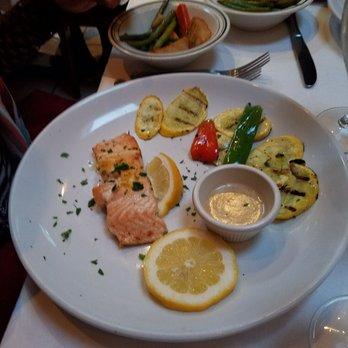 Photo Of Primo Amore Italian Restaurant Flushing Ny United States Broiled Salmon