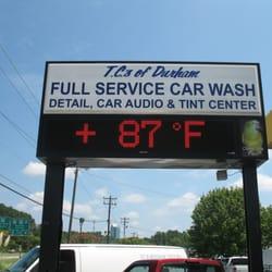 Tc Car Wash Durham