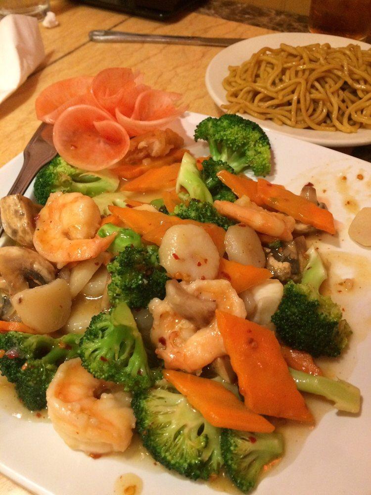 Asian Garden Restaurant Athens Tx