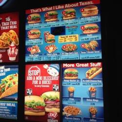 Dairy Queen Fast Food San Antonio Tx Reviews