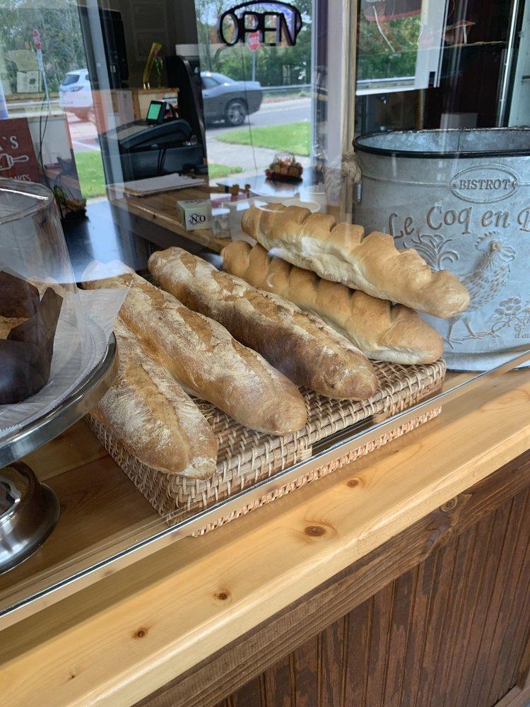 Marcella's Market Fresh Bakery & Deli: 805 Chamberlain St, Flushing, MI