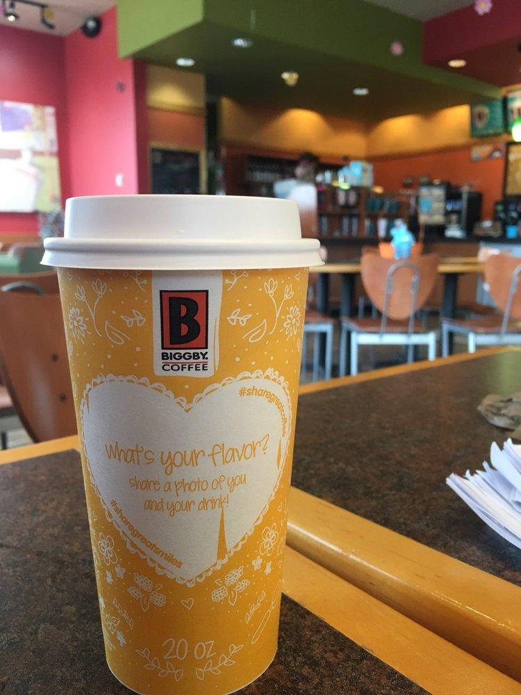 BIGGBY COFFEE: 1710 N Central Ave, Marshfield, WI