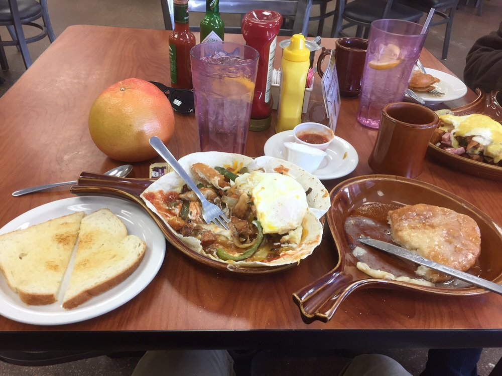 Cafe 307: 701 Parson St, Pine Bluffs, WY