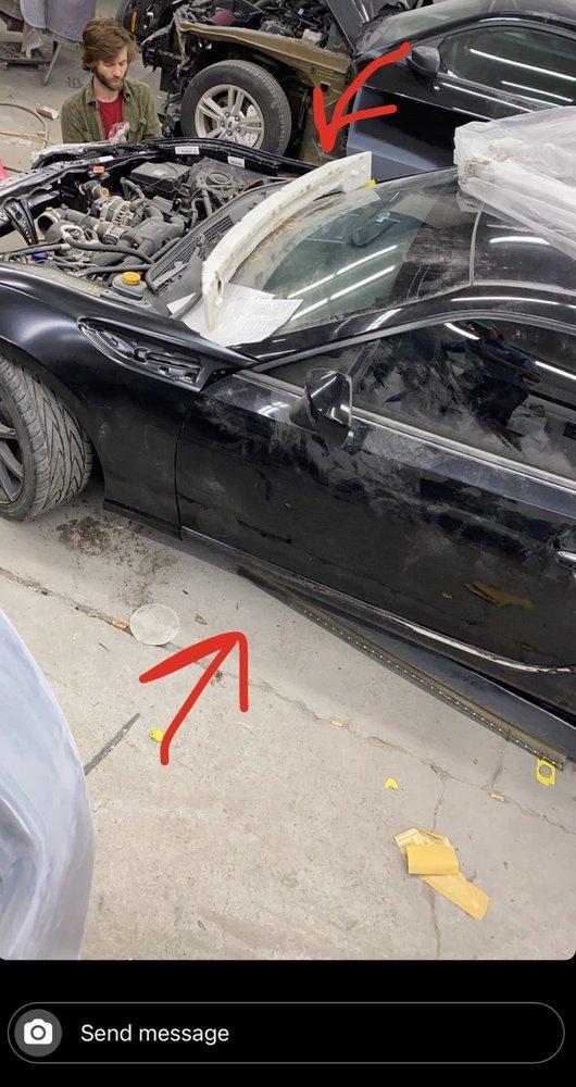 Advanced Auto Body: 227 W Budd St, Sharon, PA
