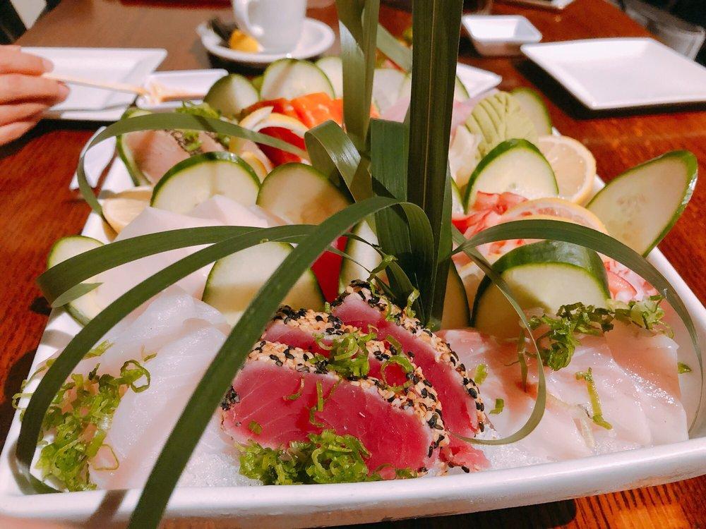 Wasabi Sushi Bar & Asian Bistro: 5617 Donnybrook Ave, Tyler, TX