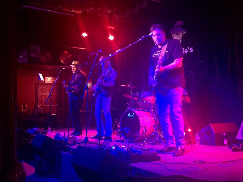 Uncle Bo's Blues Bar: 420 SE 6th Ave, Topeka, KS