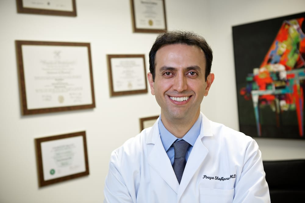 Wellesley Medical: Pouya Shafipour, MD   1821 Wilshire Blvd Ste 301A, Santa Monica, CA, 90403   +1 (310) 734-3447