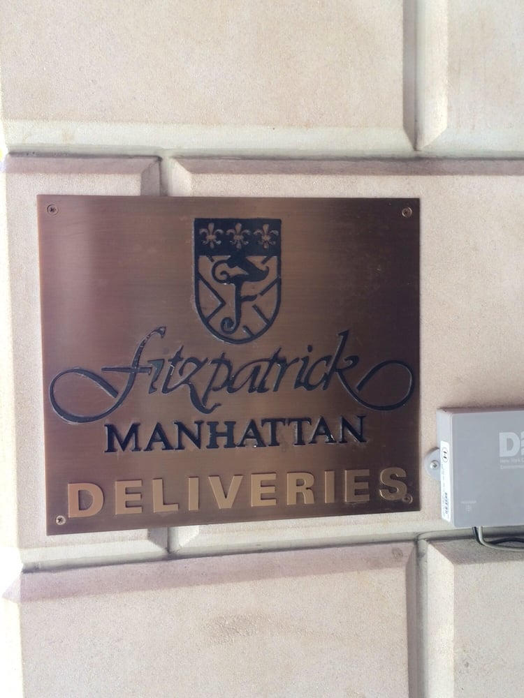 Fitzpatrick Hotel Ny Ny