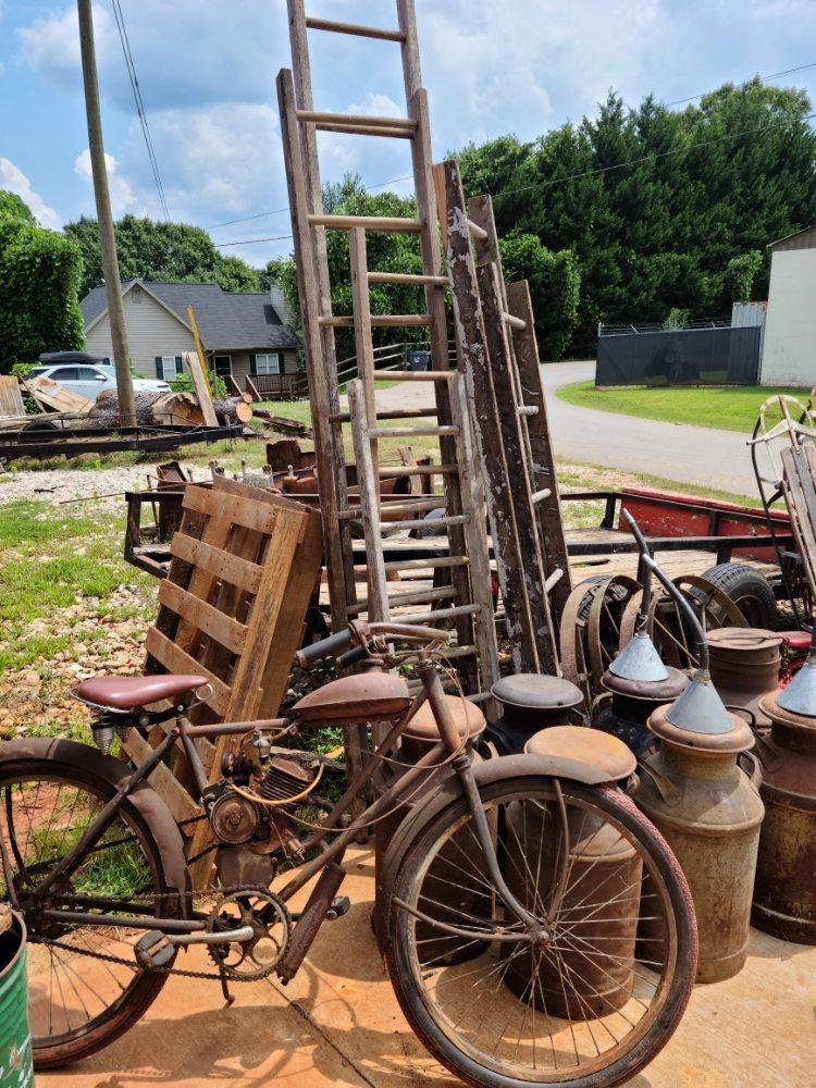 Rife Repurposing and Salvage: 2950 Canton Hwy, Ball Ground, GA